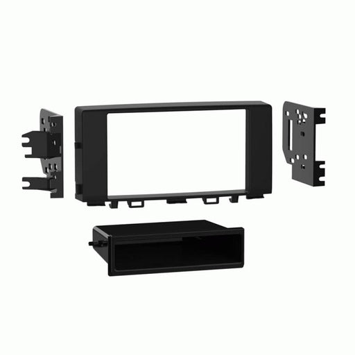 Metra 99-7391B Single DIN Dash Kit for select Kia Rio / Rio 5 2018-up