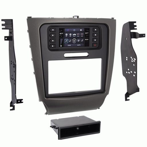 Metra 99-8163 1 or 2 DIN Dash Kit select Lexus IS Series (without NAV) 06-15