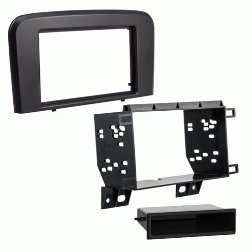 Metra 99-9230G Single and Double DIN Dash Kit for select Volvo S80 1999-2006