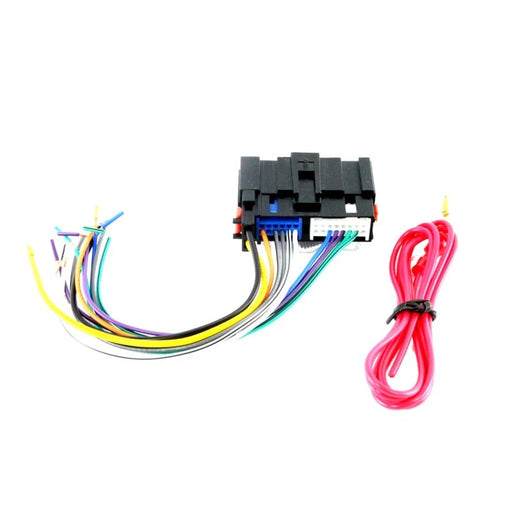 Raptor GM-2104 Radio Wiring Harness Adapter for Select GM Vehicles 2006-2012