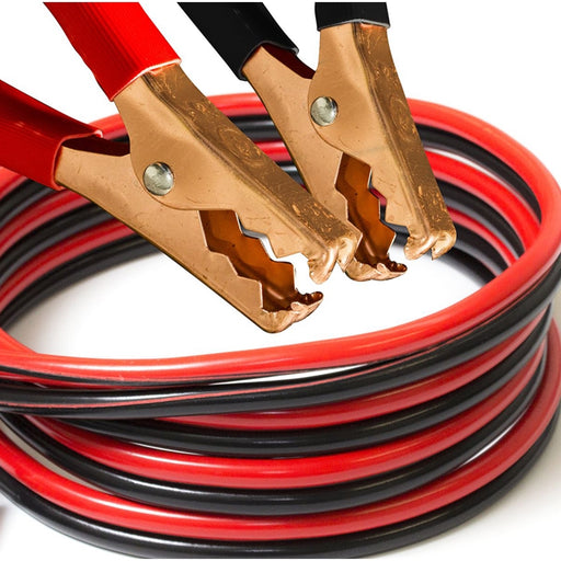 Heavy Duty Commercial Grade Jumper Booster Cable 25 Ft 10 AWG 150 AMP