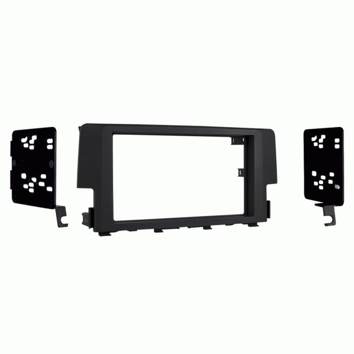 Metra 95-7812B Double DIN Dash Install Kit for select Honda Civic LX 2016-UP