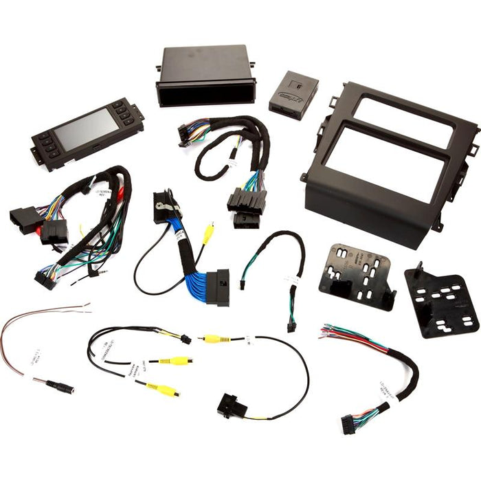 Metra 99-5841B Single or Double DIN Dash Kit for select Ford Fusion 2013-2017