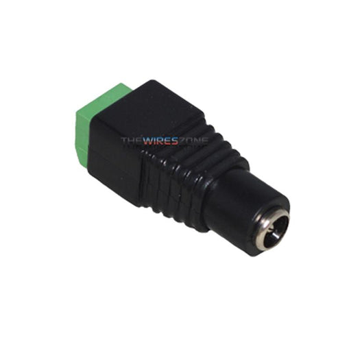 530109 CCTV BNC Connector with Male to Female DC Screw Terminal