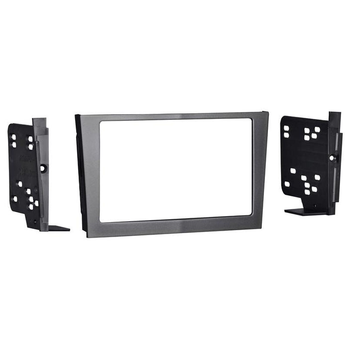 Metra 95-3107G Gray Double DIN Dash Kit for 2008-2009 Saturn Astra