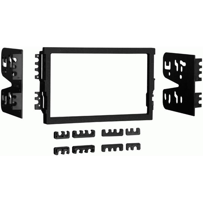 Metra 95-7309 Single/Double DIN Dash Kit for Select 1995-2006 Hyundai