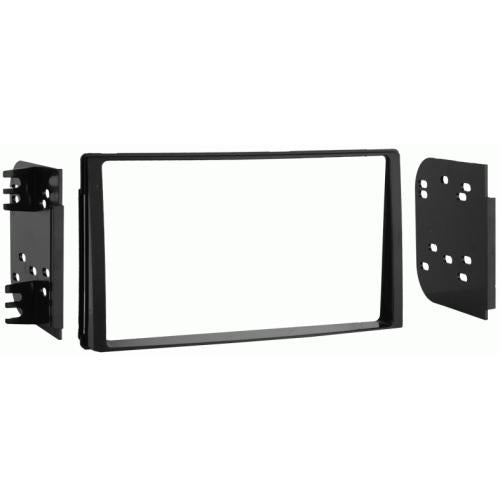 Metra 95-7324 Double DIN Stereo Dash Kit for 2006-up Kia Optima
