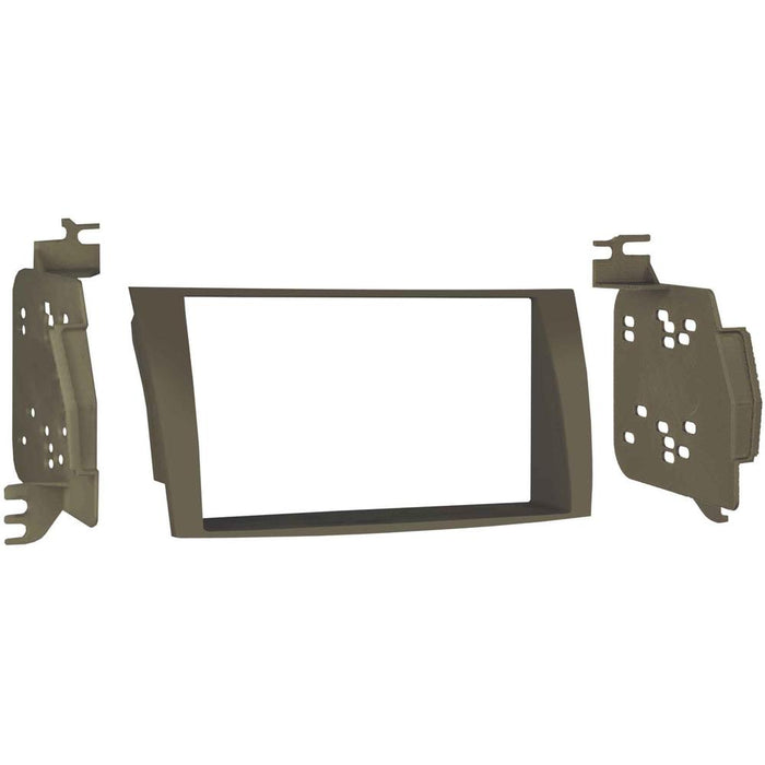 Metra 95-7333 Single/Double DIN Dash Kit for 2009-2010 Hyundai Sonata