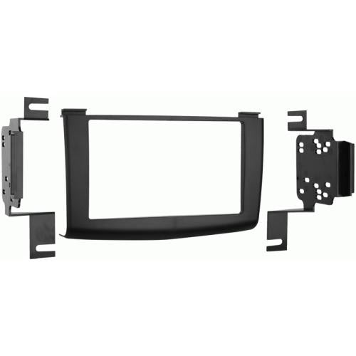 Metra 95-7425 Double DIN Stereo Dash Kit for 2008-2010 Nissan Rouge