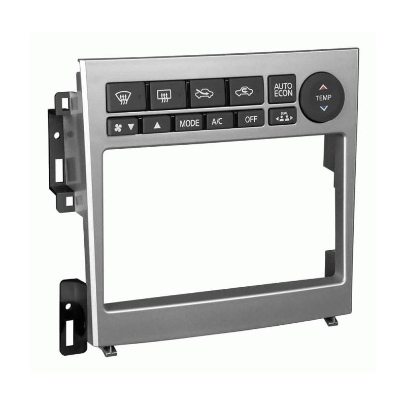 Metra 95-7605 Double DIN Stereo Dash Kit for 2005-2007 Infiniti G35