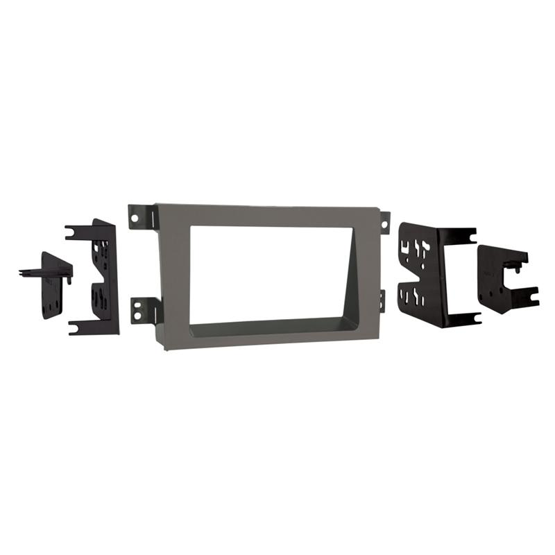 Metra 95-7870T Taupe Double DIN Dash Kit for 2005-2014 Honda Ridgeline