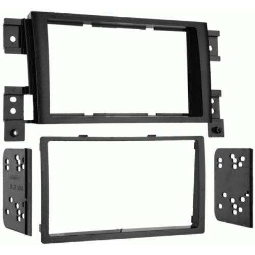 Metra 95-7953 Double DIN Dash Kit for 2006-2010 Suzuki Grand Vitara
