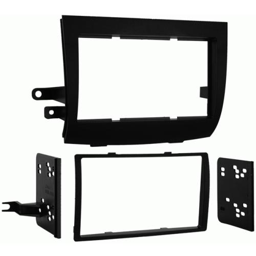 Metra 95-8208 Double DIN Stereo Dash Kit for 2004-2010 Toyota Sienna
