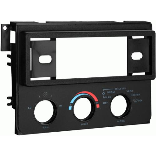 Metra 99-3101 Single DIN Dash Kit for 88-90 Chevrolet Beretta/Corisca