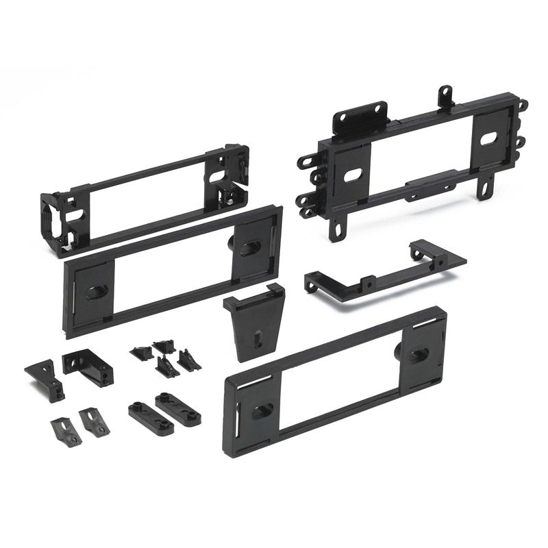 Metra 99-5510 Single DIN Dash Kit for Select Ford/Jeep/Lincoln/Mercury