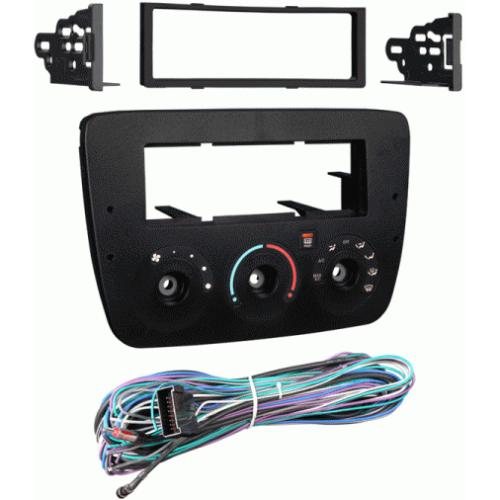 Metra 99-5716 Single DIN Dash Kit for Select 2000-2003 Ford/Mercury