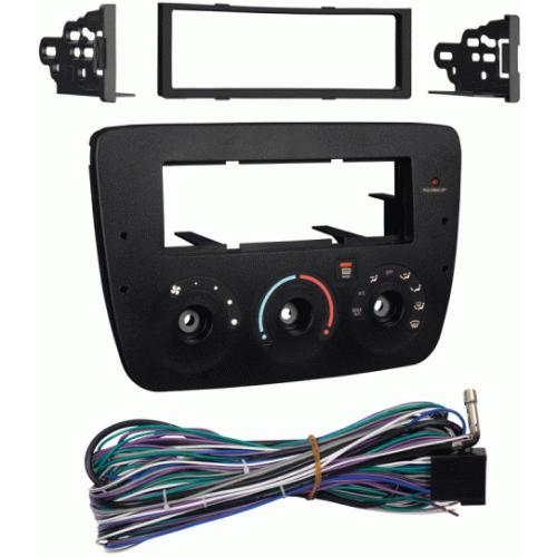 Metra 99-5717 Single DIN Dash Kit for Select 2004-2007 Ford/Mercury
