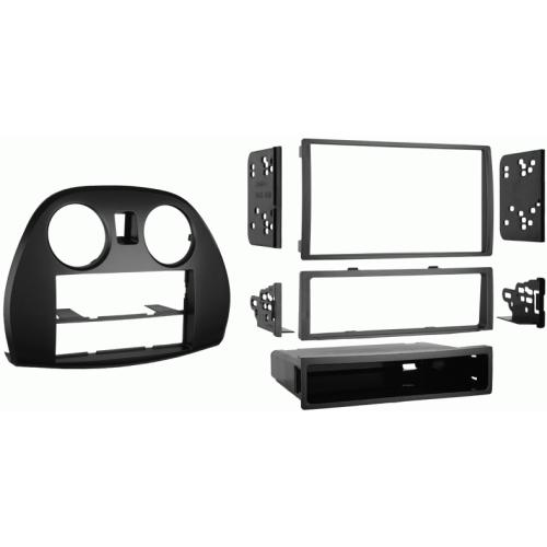 Metra 99-7010 Single/Double DIN Dash Kit for 06-11 Mitsubishi Eclipse