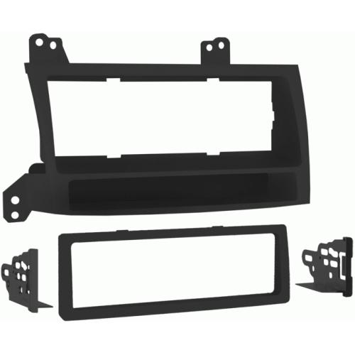 Metra 99-7333 Single DIN Dash Kit with Pocket for 09-10 Hyundai Sonata