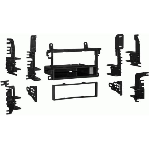 Metra 99-7417 Single DIN Dash Multi-Kit for Select 1993-2004 Nissan