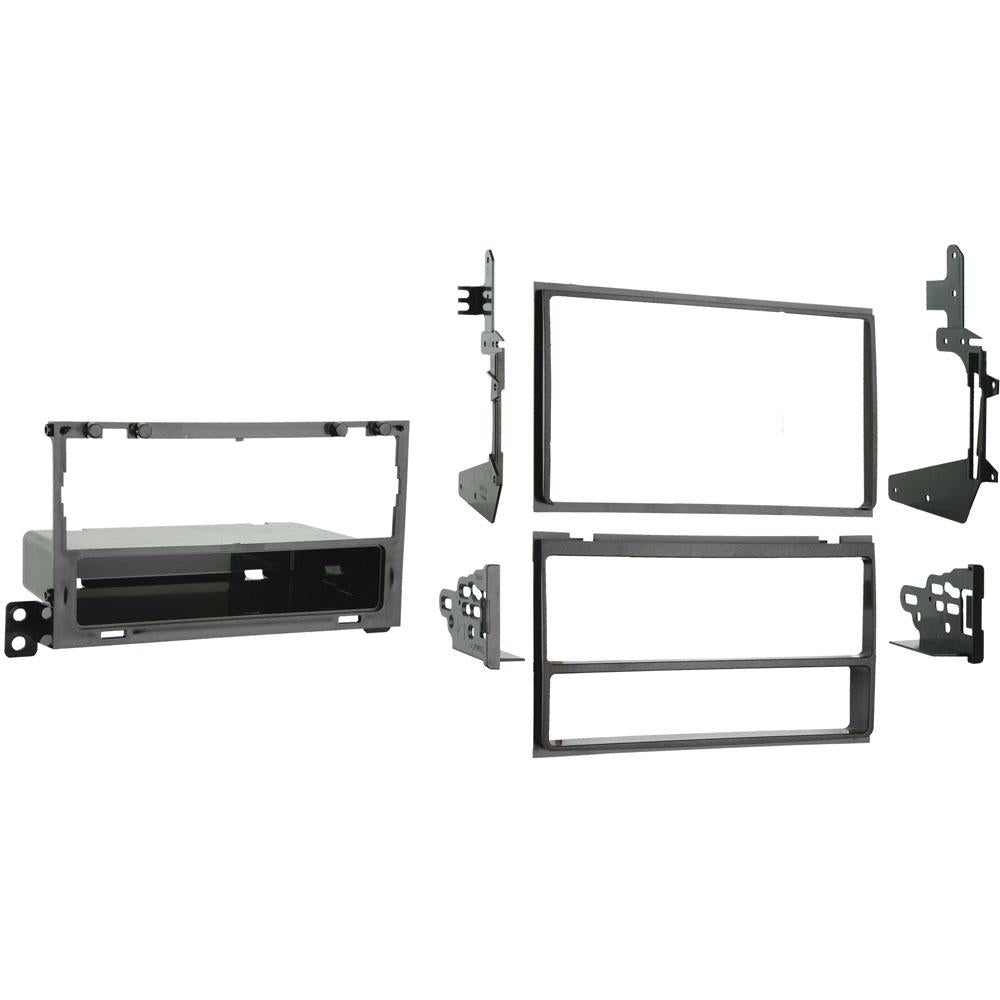 Metra 99-7421 Single/Double DIN Dash Kit for Select Nissan Maxima