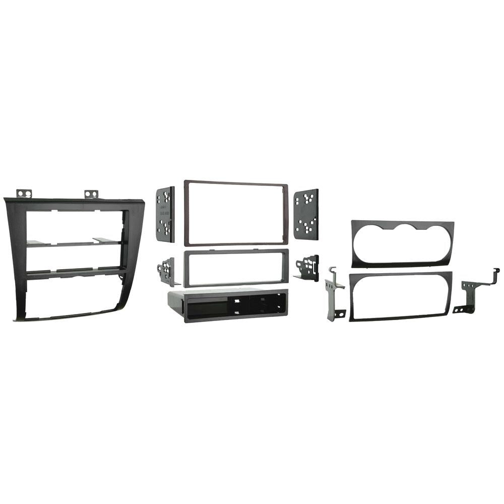 Metra 99-7423 Single/Double DIN Dash Kit for 2007-up Nissan Altima