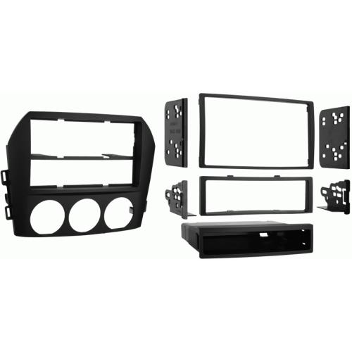 Metra 99-7506 Single/Double DIN Dash Kit for 2006-08 Mazda MX-5 Miata