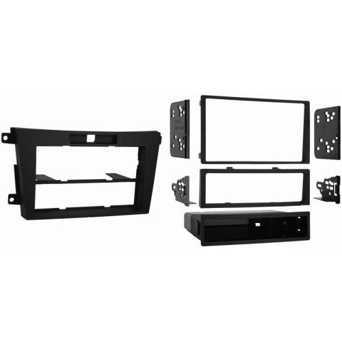 Metra 99-7508 Single/Double DIN Stereo Dash Kit for 2007-09 Mazda CX7
