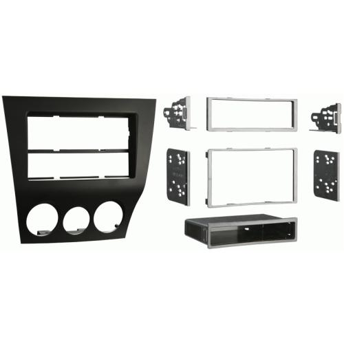 Metra 99-7515B Single/Double DIN Stereo Dash Kit for 2009-up Mazda RX8