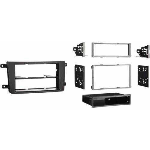 Metra 99-7516B Single/Double DIN Stereo Dash Kit for 2007-up Mazda CX9