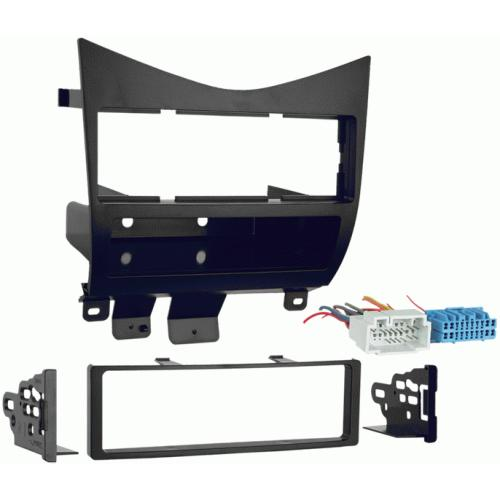 Metra 99-7862 Single DIN Dash Kit with Pocket for 2003-07 Honda Accord