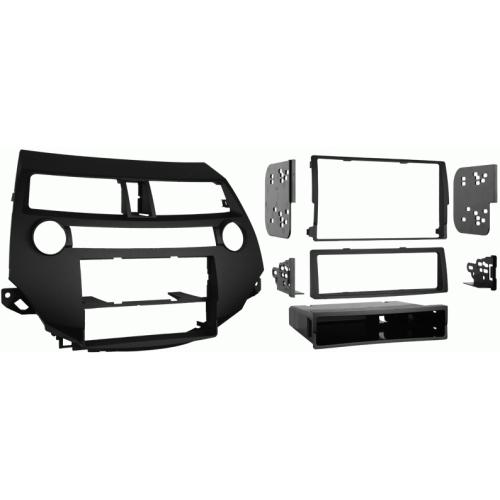 Metra 99-7874 Single/Double DIN Stereo Dash Kit for 08-up Honda Accord
