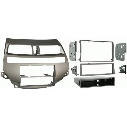 Metra 99-7875T Single/Double DIN Dash Kit for 2008-up Honda Accord