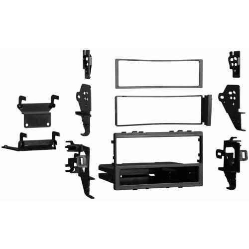 Metra 99-7898 Single DIN Dash Kit for Select 1989-2006 Honda Vehicles
