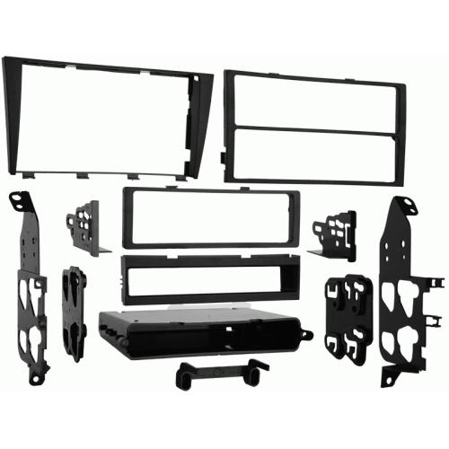 Metra 99-8151 Single/Double DIN Dash Kit for 2001-2005 Lexus IS300