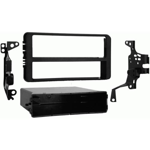 Metra 99-8201 Single DIN Stereo Dash Kit for 00-05 Toyota Celica/Echo