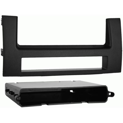 Metra 99-8213 Single DIN Dash Kit with Pocket for 2004-09 Toyota Prius