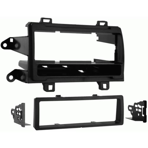 Metra 99-8224 Single DIN Dash Kit for 09-10 Toyota Matrix/Pontiac Vibe