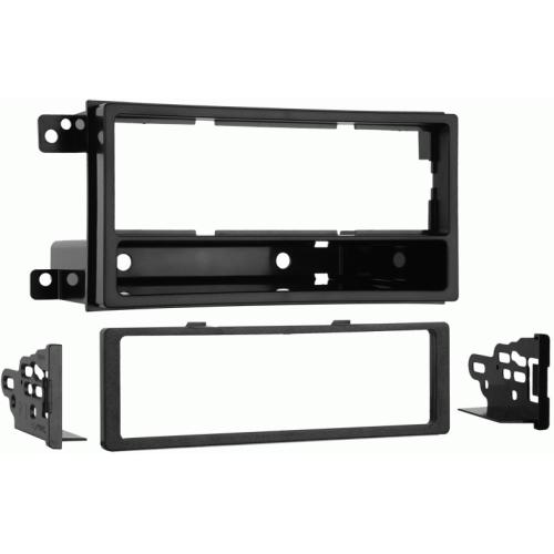Metra 99-8902 Single DIN Dash Kit for 2008-up Subaru Impreza/Forester