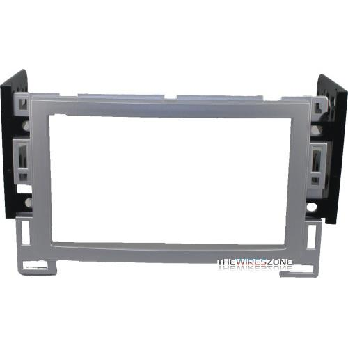 Metra 95-3302S Silver Double DIN Dash Kit for 2004-up GM/Pontiac/Chevy