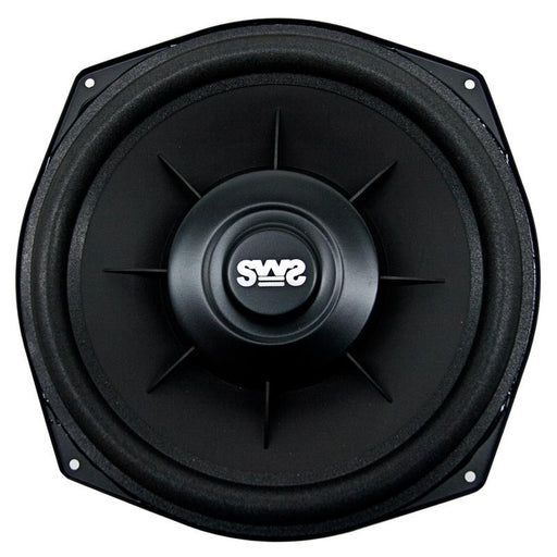 "Earthquake Sound SWS-8X 8"" 300 Watt High Performance Shallow Subwoofer"