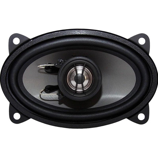 "Earthquake Sound T46 2-Way 4"" x 6"" 300W Coaxial Car Speaker (pair)"