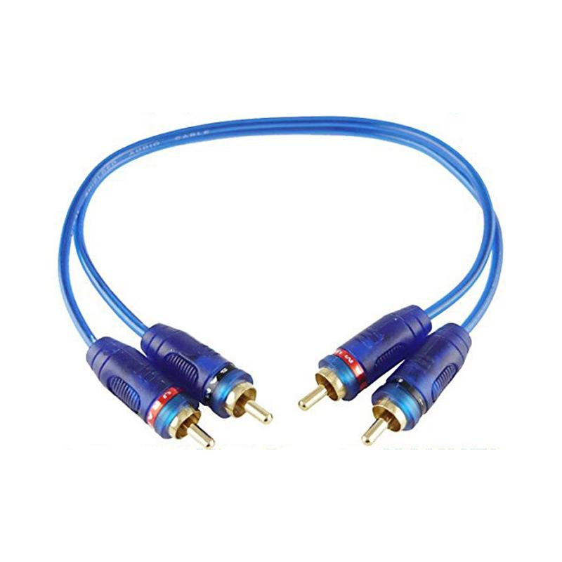CA-1GM High Quality 1' RCA Cable for Amplifier Stereo OR Home Audio