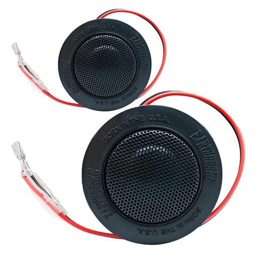 "Earthquake Sound TW-25S 1"" 160 Watts Silk Dome Neo-Tweeter (pair)"