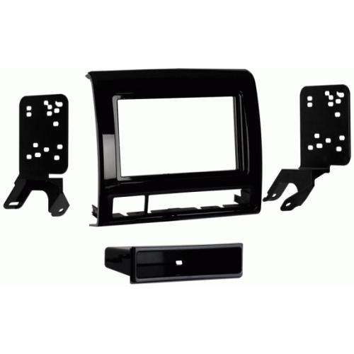 Metra 99-8235CHG Single DIN Stereo Dash Kit for 2012-up Toyota Tacoma