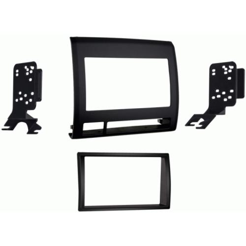 Metra 95-8214TB Double DIN Stereo Dash Kit for 2005-2011 Toyota Tacoma