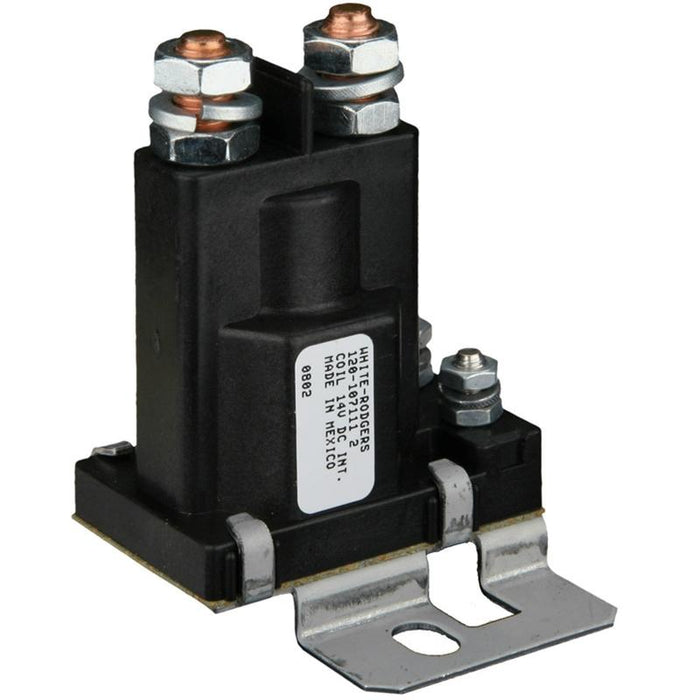 The Install Bay IB80 80 Amp Relay Battery Isolator for Car Audio (ea)