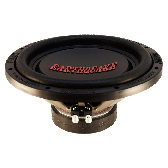 "Earthquake Sound TremorX-124 1250W 4 Ohm Voice Coil 12"" Car Subwoofer"