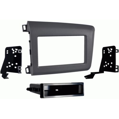 Metra 99-7881G Single DIN Stereo Dash Kit for 2012 Honda Civic
