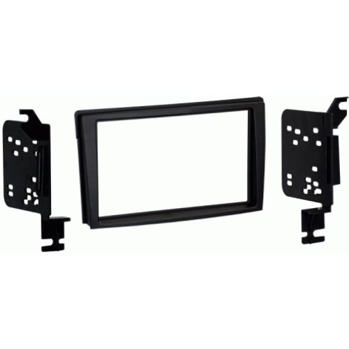 Metra 95-7502B Double DIN Stereo Dash Kit for 2000-2006 Mazda MPV Van